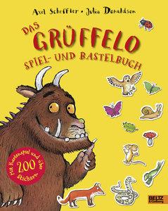 Das Grüffelo Spiel- und Bastelbuch