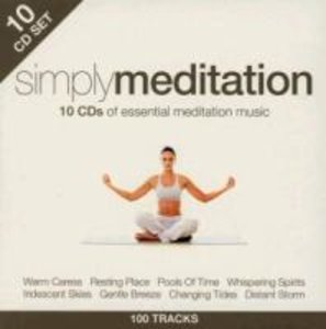 Simply Meditation (10CD)