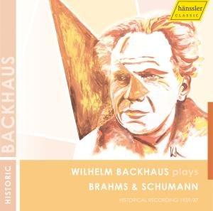 Backhaus Spielt Brahms & Schumann