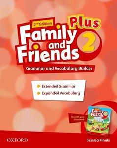 Family & Friends Plus 2: Builder Book