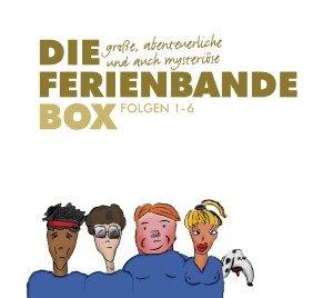Die Ferienbande-Box