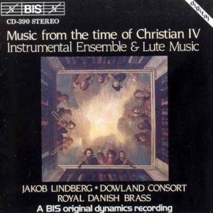 Instrumentalmusik a.d.Zeit Christian IV