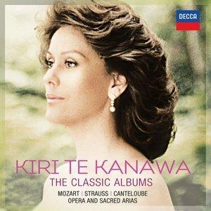 Kiri Te Kanawa-The Classic Albums
