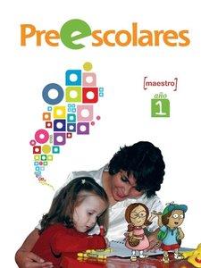 PREESCOLARES, MAESTRO, ANO 1