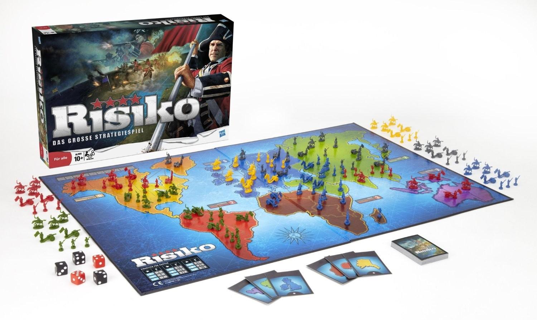 Hasbro 28720100 - Risiko - zum Schließen ins Bild klicken