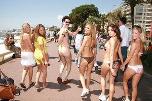 Borat: Kulturelle Lernung von Amerika, um Benefiz für glorreiche