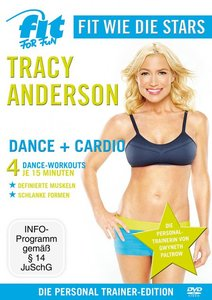 Fit for Fun: Personal Trainer - Traumfigur durch Dance Cardio