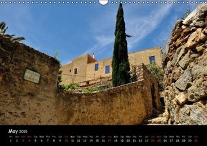 Corsica / UK-Version (Wall Calendar 2015 DIN A3 Landscape)