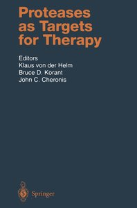 Proteases as Targets for Therapy