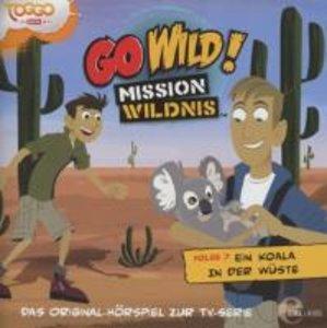 (7)Original HSP z.TV-Serie-Ein Koala In Der Wüste
