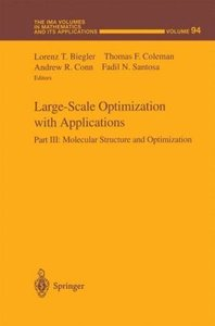 Large-Scale Optimization with Applications