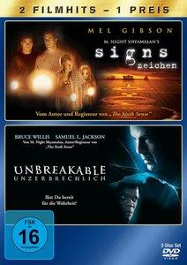 Signs - Zeichen & Unbreakable - Unzerbrechlich