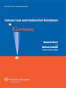 Labour Law and Industrial Relations in Germany