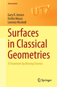Surfaces in Classical Geometries