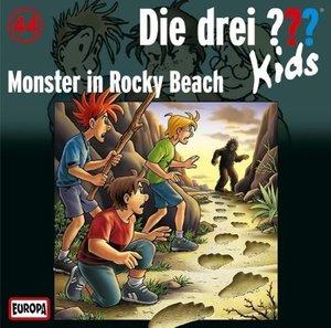 Die drei ??? Kids 44. Monster in Rocky Beach (drei Fragezeichen)