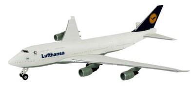Revell 06641 - Boeing 747-400 Lufthansa easykit - zum Schließen ins Bild klicken