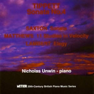 20th Century British Piano Music