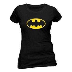 Batman Logo-Girlie Size S