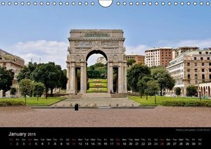 Monuments of Italy 2015 (Wall Calendar 2015 DIN A4 Landscape)