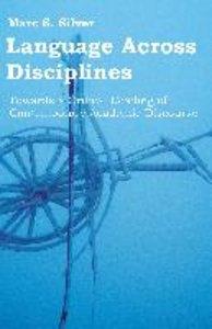 Language Across Disciplines