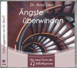 Ängste überwinden. Stereo-Tiefensuggestion. CD