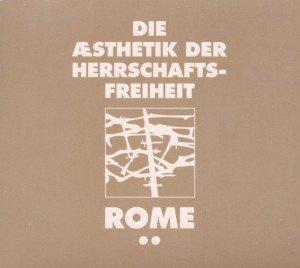 Die Aesthetik Der Herrschaftsfreiheit-Band 2