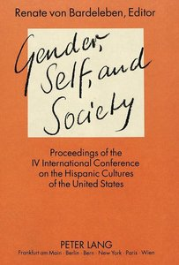 Gender, Self, and Society