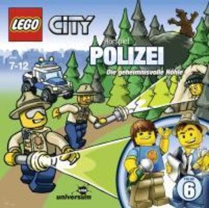 LEGO City 06 Forest Police
