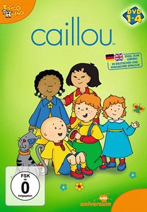Caillou Box (DVD 1-4)