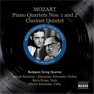 Klavierquartette 1+2