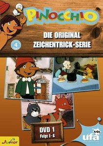 Pinocchio (DVD 1)
