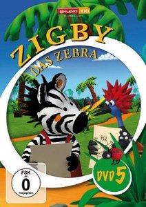 Zigby, das Zebra