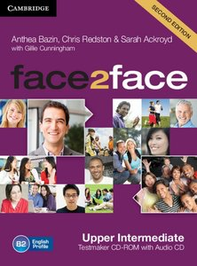 face2face. Testmaker CD-ROM and Audio-CD. Upper-Intermediate 2nd