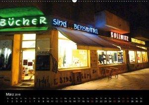 Alternativer Berlinkalender (Wandkalender 2016 DIN A2 quer)