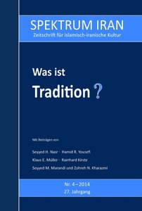 Was ist Tradition?