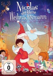 Nicolas,der kleine Weihnachtsmann (DVD)