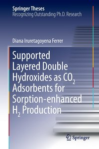 Supported Layered Double Hydroxides as CO2 Adsorbents for Sorpti