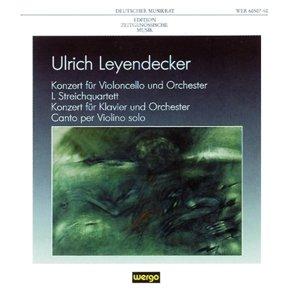 Konzert f.Violoncello u.Orchester/1.Streichqu