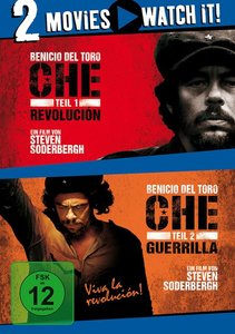 Che Teil 1+2 (DVD Box Set)