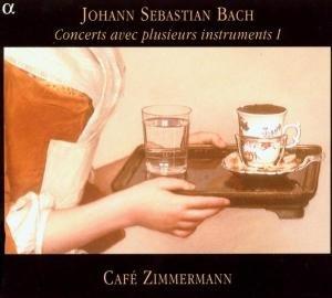 Concerts Avec Plusieurs Instruments Vol.1