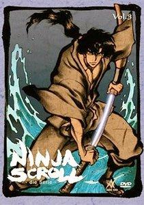Ninja Scroll - Die Serie (Vol. 3)