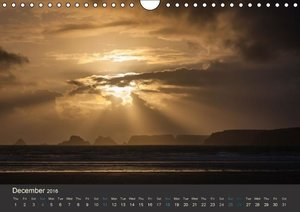 Brittany - Land of the sea - UK-Version (Wall Calendar 2016 DIN