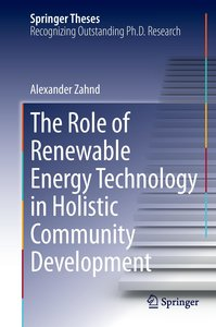 The Role of Renewable Energy Technology in Holistic Community De