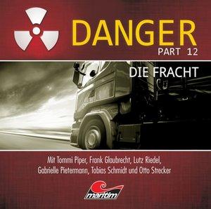 DANGER Folge 12-Die Fracht