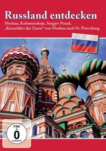 Russland Entdecken-Moskau/Kolomenskoje/+