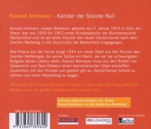 Konrad Adenauer/Kanzler der Stunde Null