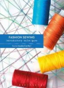Fashion Sewing: Introductory Techniques