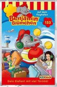 Benjamin Blümchen 133: Auf dem Flughafen