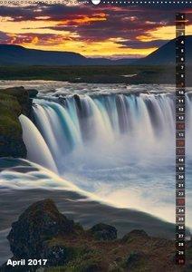 Island - Insel unter dem Nordlicht