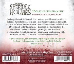 Young Sherlock Holmes.Tödliche Geheimnisse (7)